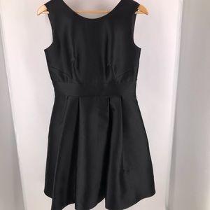 Kate Spade Black Cocktail Marilyn Dress